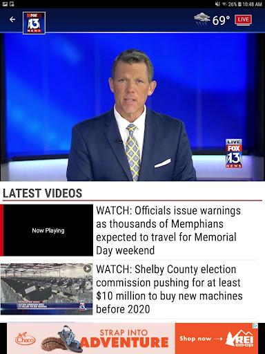 FOX13 Memphis 7.5.0 screenshots 11