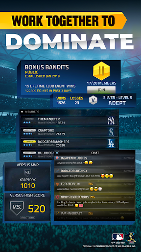 MLB Tap Sports Baseball 2020 2.0.3 screenshots 5