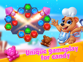 Candy Party Hexa Puzzle