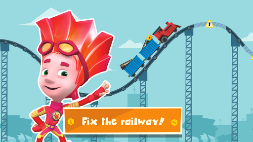 The Fixies Town Games for Kids! Girl and Boy Games screenshots 4