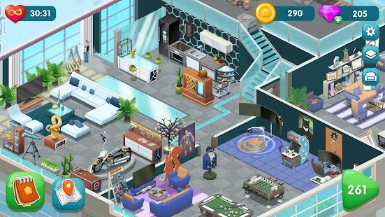 Happy Home - Design & Decor Screenshot