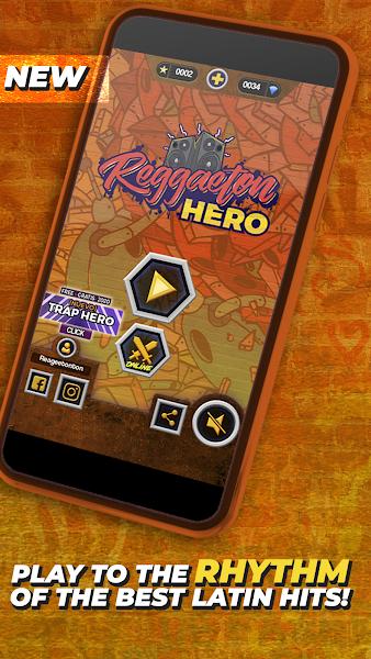 Reggaeton Guitar Hero - Rhythm Music Game