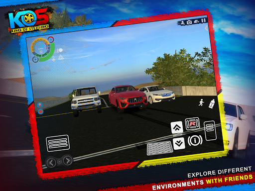 King of Steering KOS- Car Racing Game apkmr screenshots 10