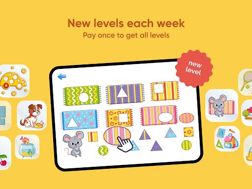 Brainy Kids: educational games for 2-3 year olds Apkfinish screenshots 10