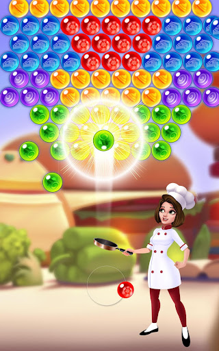 Bubble Chef Blast : Bubble Shooter Game 2020  screenshots 9