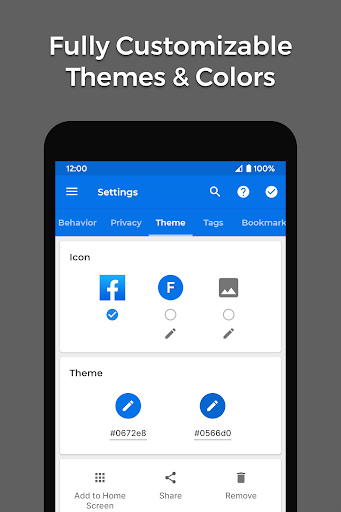 Hermit u2022 Lite Apps Browser 16.5.1 Screenshots 6