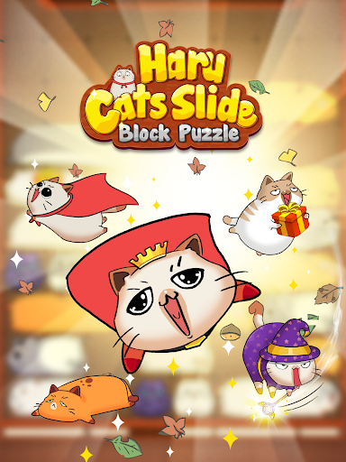 Haru Cats: Slide Block Puzzle 1.4.10 screenshots 16