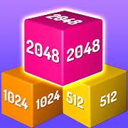 Merge Block 3D - 2048 Number Puzzle
