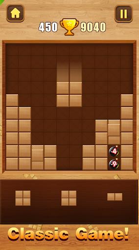 Wood Block Puzzle  Paidproapk.com 4