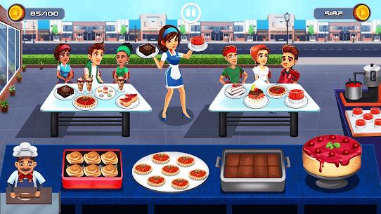 Cooking Cafe Mod Apk 5