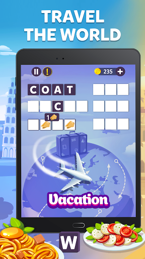 Wordelicious - Play Word Search Food Puzzle Game  screenshots 10