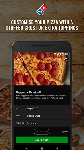 Domino's Pizza 2.56.0.451 Screenshots 3