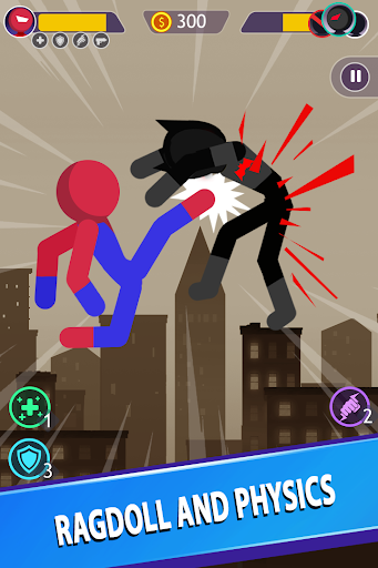 Stickman Battle Supreme - Fighting Stickman games 1.0.37 screenshots 8