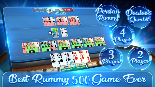 Rummy 500 1.8.0 screenshots 16