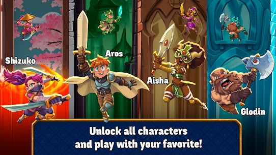 Super Tower Warriors – Jump As High As You Can! Mod Apk 922 (Unlimited Money) 3