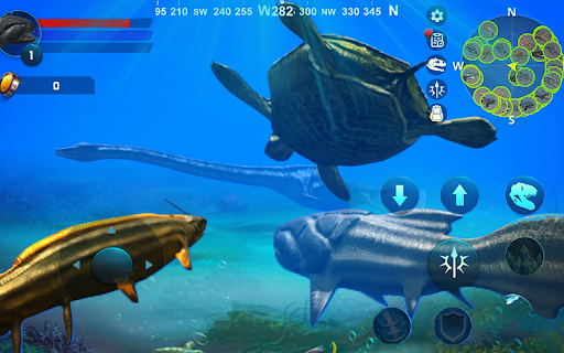 Dunkleeosteus Simulator screenshots 21