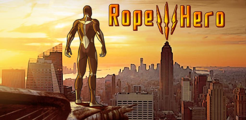 Rope Hero 3 poster 0