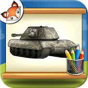 How to Draw Tanks Step by Step Drawing App