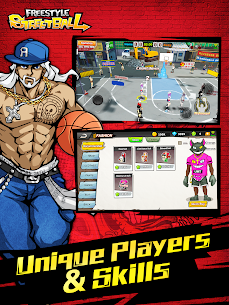 Free 3on3 Freestyle Basketball Apk Download 2021 2