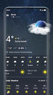 Weather & Radar, Alerts 1.2.7 Screenshots 5