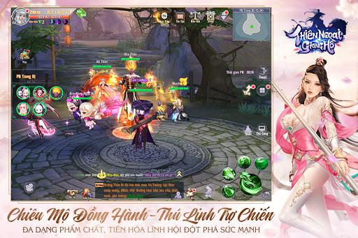 Thiu00ean Ngou1ea1i Giang Hu1ed3 - Thien Ngoai Giang Ho apktram screenshots 6