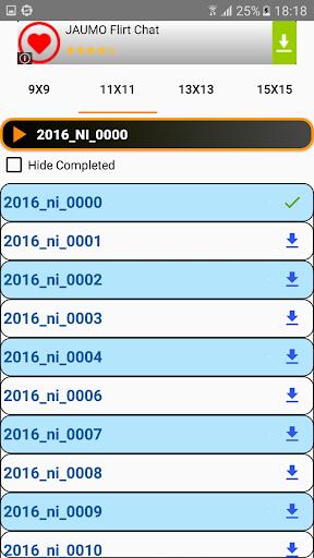 Number Fill in puzzles - Numerix, numeric puzzles screenshots 7