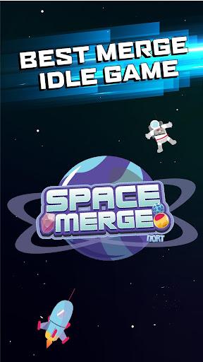 Space Merge: Galactic Idle Game screenshots 6