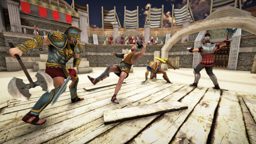 Gladiator Glory apkpoly screenshots 14