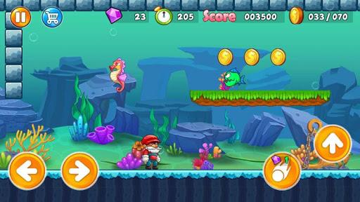 Super Pino Go : Jungle Man Adventure  screenshots 6