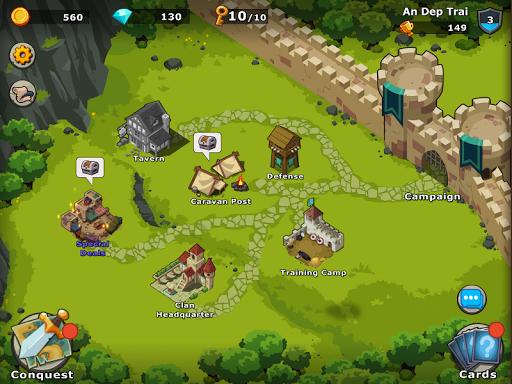 Knights and Glory - Tactical Battle Simulator 1.8.5 screenshots 14