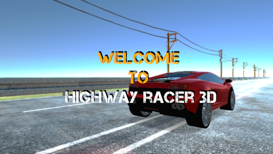 Highway Racer 3D Hack Cheats (iOS & Android) 1