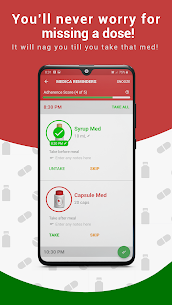 Medica: Medication Reminder, Pill Tracker & Refill (PREMIUM) 8.1.1 Apk 1