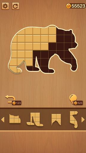Wood Block Puzzle: Classic wood block puzzle games screenshots 3