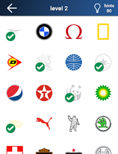 Quiz: Logo game Screenshot