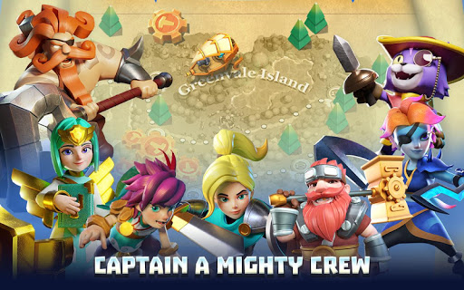 Wild Sky TD: Tower Defense Legends in Sky Kingdom  screenshots 3