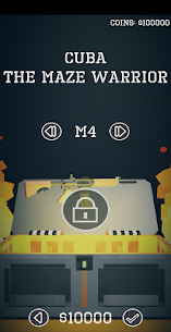 Cuba – The Maze Warrior Hack Online (Android iOS) 5