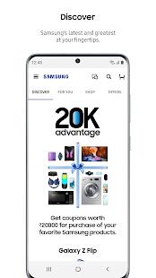 Samsung Shop 1.0.26352 Screenshots 1