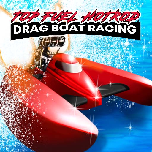 Top Fuel Hot Rod - Drag Boat Speed Racing Game