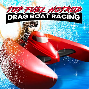 Top Fuel Hot Rod  Drag Boat Speed Racing Game