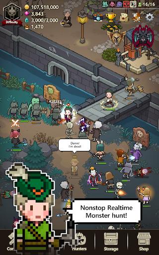 Evil Hunter Tycoon - Nonstop Fighting & Building 1.314 screenshots 21