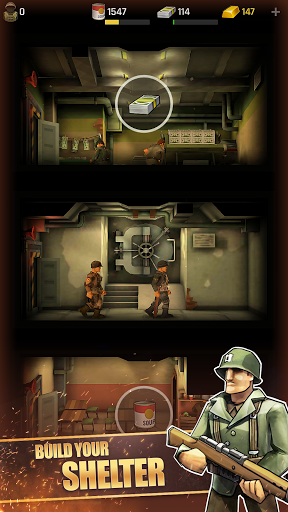 Last War: Shelter Heroes. Survival game 1.00.82 screenshots 1