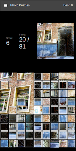 Photo Puzzle 1.3.4 screenshots 5