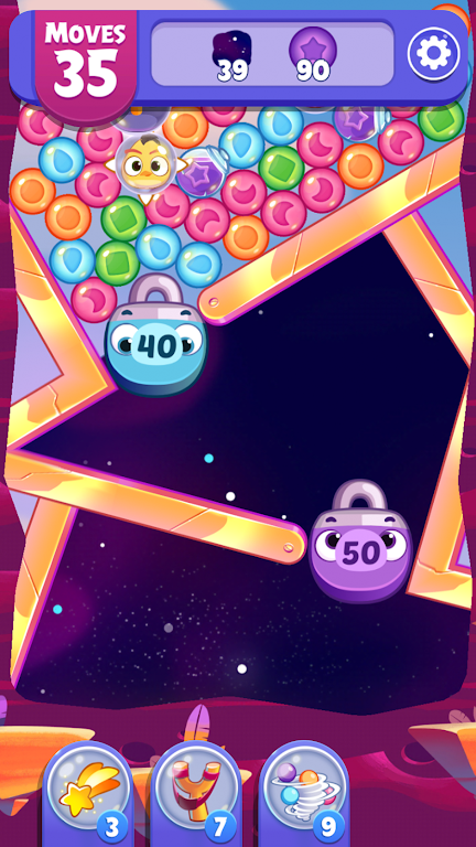 Angry Birds Dream Blast - Bubble Match Puzzle  poster 6