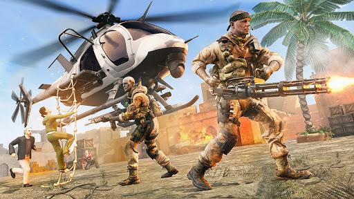 FPS Gun Games 3D Offline: New Action Games 2021 apktram screenshots 10