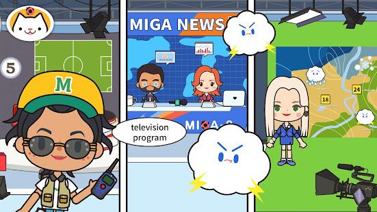 Miga Town: My TV Shows 1.3 Screenshots 3