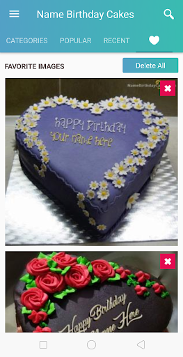 Birthday Cake With Name And Photo ud83cudf82 1.2 Screenshots 6