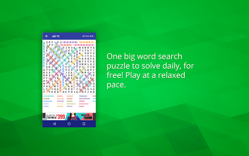 Word Search Advanced Puzzle apkmr screenshots 5