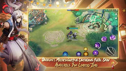 Code Triche Onmyoji Arena (Astuce) APK MOD screenshots 5