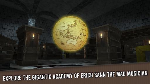 Evil Erich Sann: The death zombie game. screen 0
