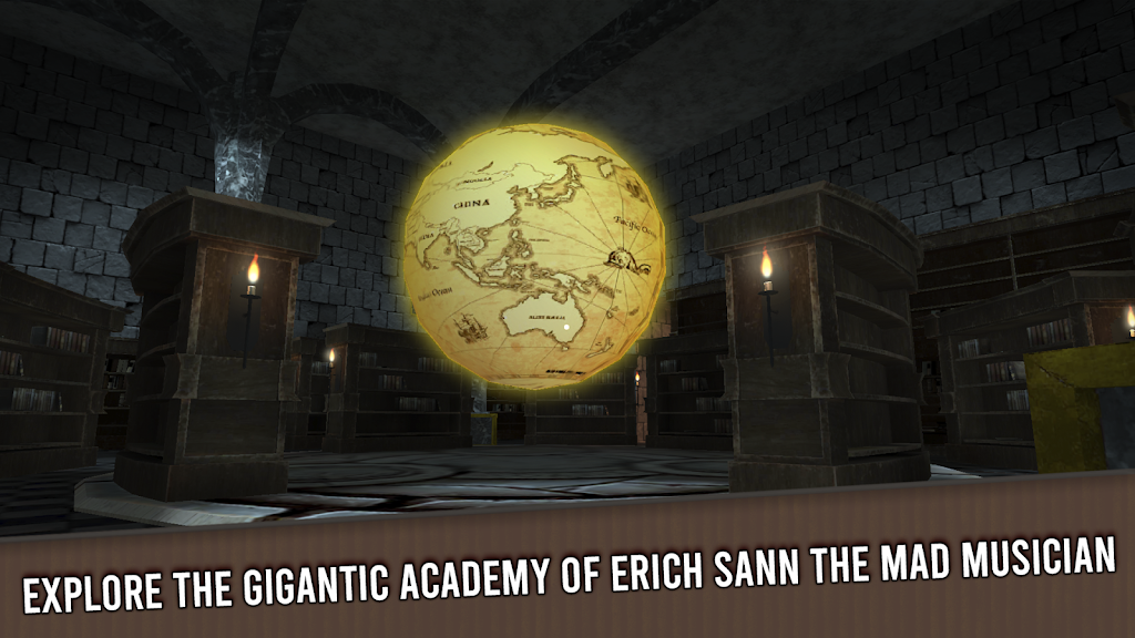 Evil Erich Sann: The death zombie game. poster 0